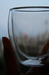 space (reya.) Tags: glass evening anniversary year 7 gift bodum