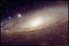 M31 Galaxy (redcell254) Tags: nebula astronomy messier