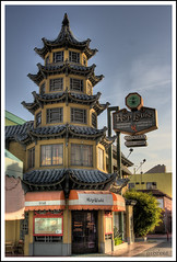 hop louie (McDeez) Tags: la losangeles chinatown hdr highdynamicrange hoplouie 3xp chinatownla photomatix tthdr 365project 366project afternoontour