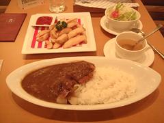 豐富的午餐