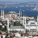 Istanbul: Hagia Sophia & Sultanahmet Mosque