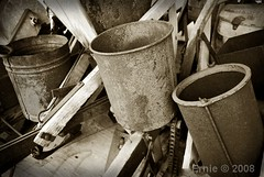 Antique Planters