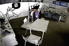 BE-MAG Booth