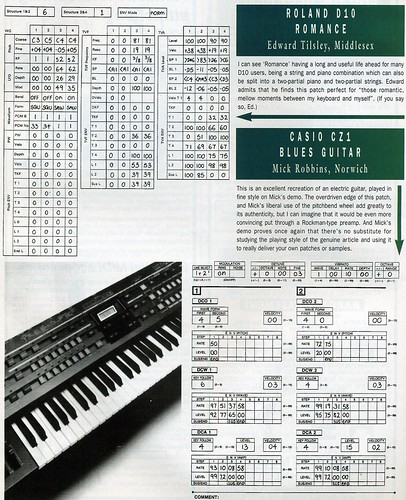 100 Patches For The Dx7