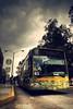 Puma Bus. (Pablo Leautaud.) Tags: bus méxico canon mexico eos cu unam puma hdr distritofederal 30d artphoto ciudaduniversitaria pumita pleautaud