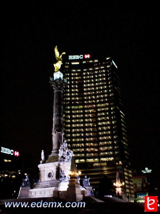 Torre HSBC de Noche. ID238, Iván TMy©, 2008.