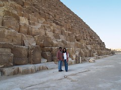 Great Pyramid (akraj) Tags: vacation egypt giza khufu cheops greatpyramid misr amudha pyramidofcheops pyramidofkhufu sevenwondersoftheancientworld aegyptus thegiftofthenile