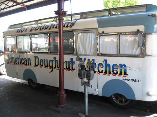 Doughnut van