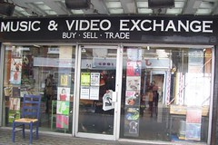 Picture of Music And Video Exchange, Soho