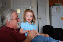 Anna and Grandpa