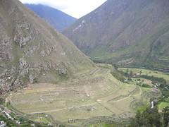 Trek Inka Trail ruines