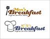 Men's Breakfat Logo