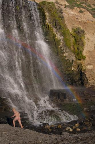 Julian at Alamere Falls