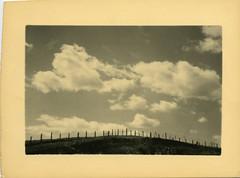 CAMPOS DE CÁDIZ, PRUEBA (circa 1930) (Bocángel (Jorge Navarro)) Tags: field nubes campo borau petraborau