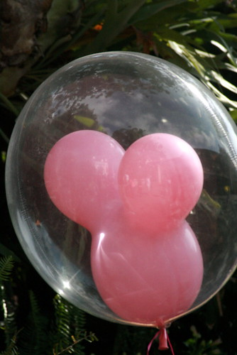 Mouse balloon