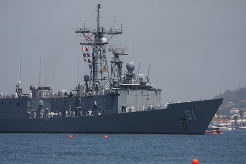 USS Gary Assists Vessel in Distress