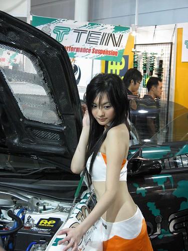 レースクイーンの画像2542
