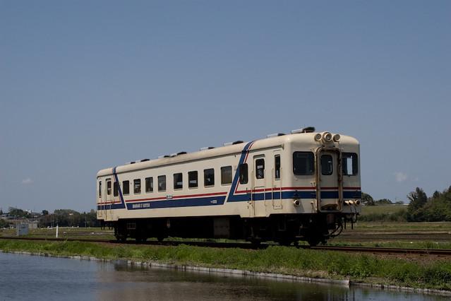 茨城交通キハ2005