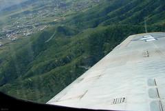 "B-17G ""Fuddy Duddy"" - My view in flight (thegreatlandoni) Tags: airplane colorado aircraft wwii denver b17 bomber flyingfortress warbird denvercolorado worldwartwo fuddyduddy b17g centennialairport wingsovertherockies"