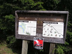 Lower trailhead