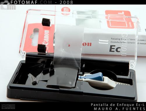 Focusing Screen Ec-L
