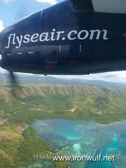 View of Busuanga Island from my window