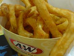 A&W Curly Fries (Jem Seow) Tags: food kl makan