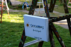 Skyladders for Liverpool by Cieguilla