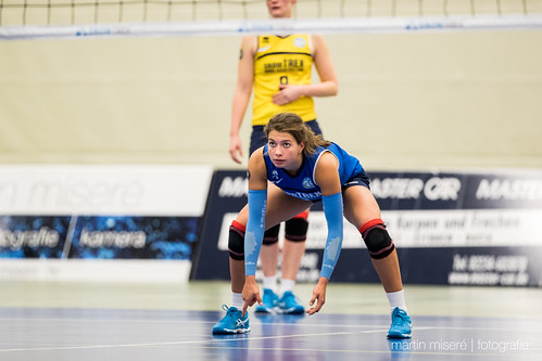 "3. Heimspiel vs. Volleyball-Team Hamburg • <a style=""font-size:0.8em;"" href=""http://www.flickr.com/photos/88608964@N07/32436888490/"" target=""_blank"">View on Flickr</a>"