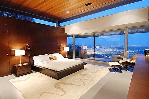 Modern Bedroom Apartment Design Idea