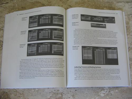 Livro Mastering Blender - Interior
