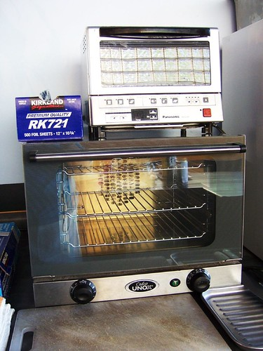 oven setup