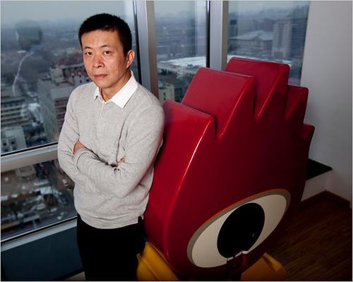 曹国伟旗下的新浪微博,业已成为中国微博服务领域的主宰者。