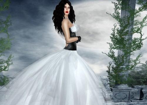 -AZUL- Suzana/White