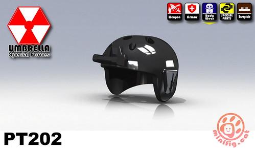Custom minifig USF-pt202