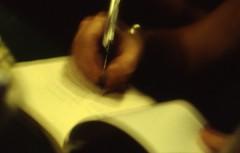 Scrivere è la cosa più importante di mauroppi