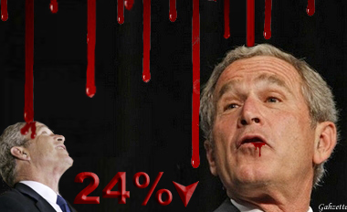 Bush War Approval