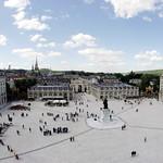 Nancy: Vue aérienne de la Place Stanislas