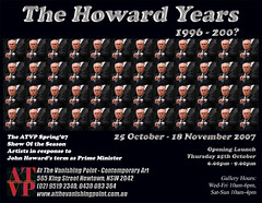 The Howard Years Einvite