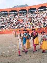 Juan Belda triunfa en Acho