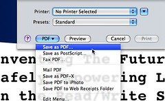 Keynote - Print - Save as PDF