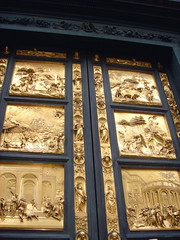 golden gates to paradise (ms.havisham) Tags: italy florence firenze uffizi