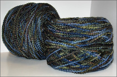 Beaded Metallic Wool