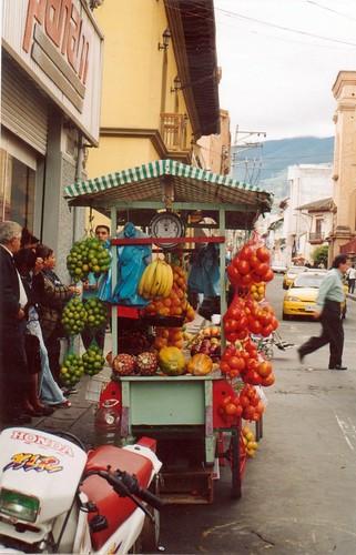 San Juan de Pasto - Frutas