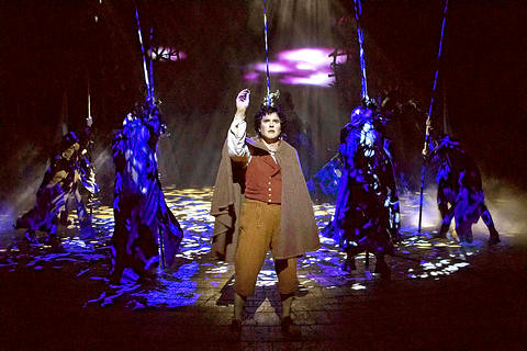 Lord of the rings Musical 05