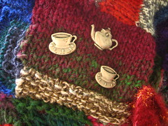 tea cosy detail