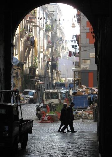 Naples Arch