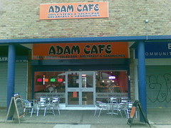 Picture of Adam Cafe, SE16 3UQ