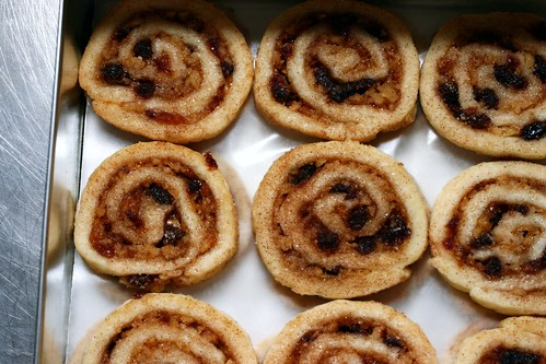 chocolate rugulach pinwheels from smitten kitchen | cool mom picks