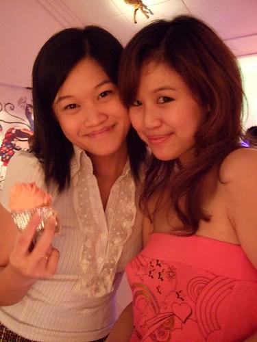 Kim and Su Ann